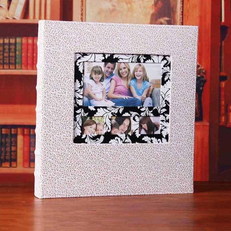 Ev ve Bahçe'ten Fotoğraf Albümleri'de Yeni Büyük Kapasiteli 6 Inç 600 Cep Albümü Retro Interstisyel Albümü Bebek Büyüme Bellek Albümü Düğün Fotoğraf Albümü Ev Dekorasy'da  Grup 2