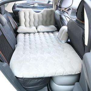 Image 2 - سيارة مرتبة هوائية سرير سفر نفخ فراش سرير هوائي غطاء مقعد الخلفي متعددة الوظائف أريكة وسادة في الهواء الطلق التخييم حصيرة r20