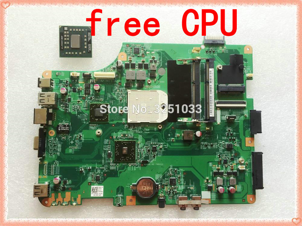 For Dell Inspiron M5030 Notebook M5030 Laptop Motherboard 3PDDV CN-03PDDV Motherboard 03PDDV 3PDDV DDR3 100% Tested