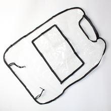 Водонепроницаемые защитные чехлы на заднее сиденье для детей