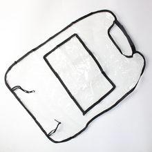 Housses de siège de voiture pour enfants, Protection étanche, Anti-coup de pied, résistant aux taches, contre la saleté et les rayures