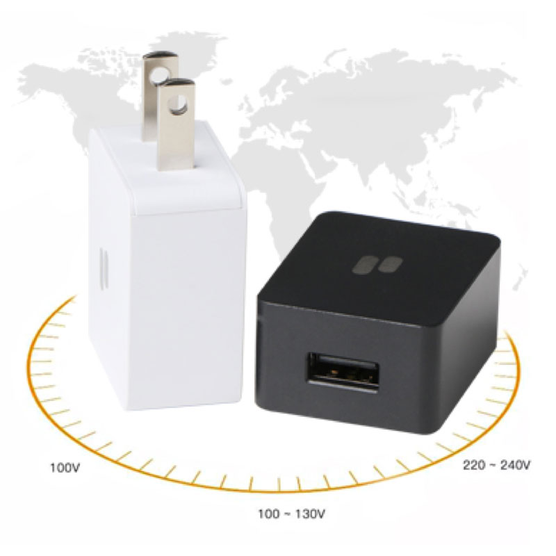 Image 3 - PURIDEA Travel USB Charger Single Output 5V 1A for iPhone XS Max for S10-in Mobile Phone Chargers from Cellphones & Telecommunications