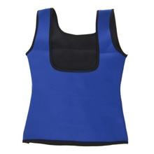 Womens Slimming Body Shaper Sport Trainer Yoga Sweat Sauna Shirt Shapers Shapewear Fitness Vest Top