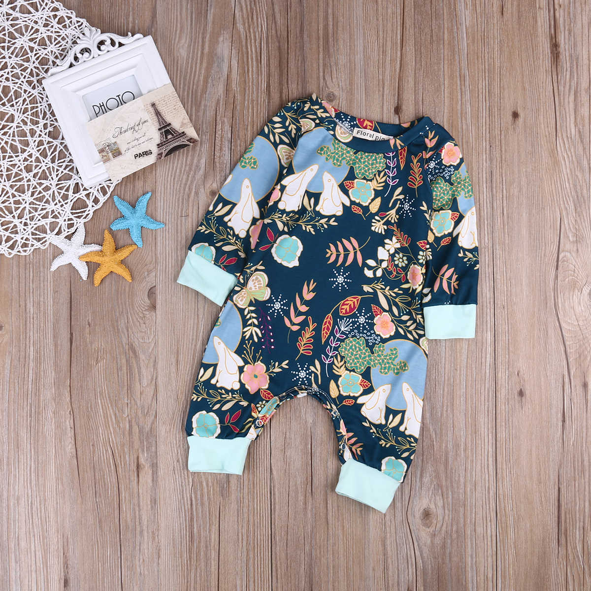 Pudcoco 2019 Brand New Cotton Newborn Baby Boys Girls Romper Jumpsuit Outfits Sunsuit Clothes