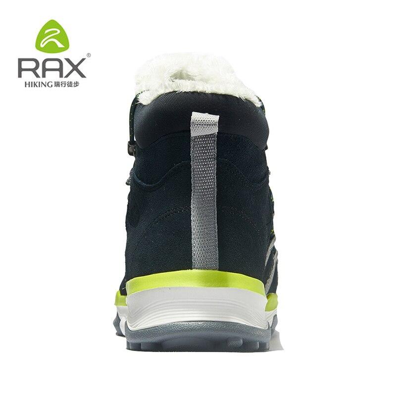 RAX SCARPE Da Trekking Stivali Uomini di Inverno Caldo All aperto  Professionale di Sport Stivali Da Neve per Le Donne Anti-slittamento Scarpe  Da Trekking ... 74d24710a05