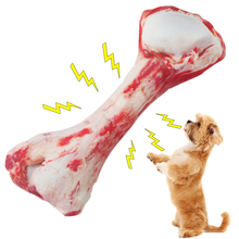 Grilled Chicken Wings Sausage Shape Toy Dog Chew Simulated Food Squeaky Pet Play Supplies For Puppy Teething