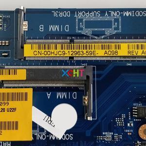 Image 3 - CN 00HJC9 0HJC9 00HJC9 AAL10 LA B843P w i5 4210U מעבד עבור Dell Inspiron 15 5458 5558 5758 מחברת מחשב נייד האם Mainboard