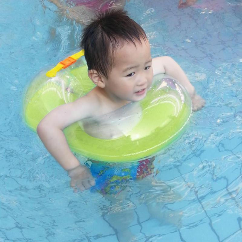 Baby & Kids' Floats Pflichtbewusst Nette Aufblasbare Schwimmen Kreis Fisch Printing Neck Float Schwimmen Ring Baby Kinder Sicherheit Aufblasbare Kreis Für Baby Kinder AusgewäHltes Material