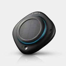 все цены на Carsun ABS Car Solar Air Purifier Home Solar Air Purifier Mini Humidifier Negative Ion Car Oxygen Bar Vehicle Accessories онлайн