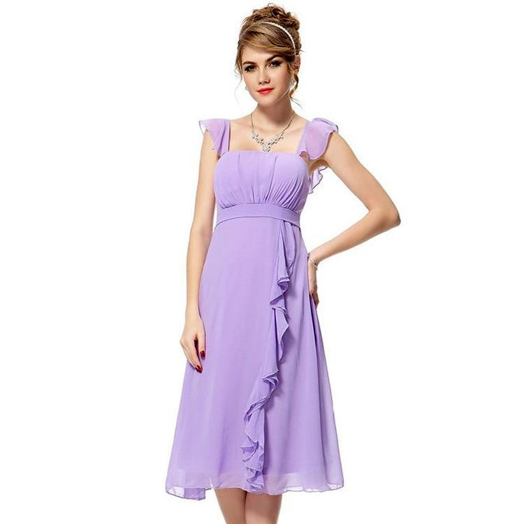 AL'OFA Sexy Chiffon   Dress   New   Cocktail     Dresses   Lady Fashion Sleeveless Spaghetti Strap Homecoming   Dress   Women Party Gowns