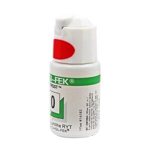 Image 2 - 1 בקבוק שיניים חוט חד פעמי נסיגת חניכיים כבל סרוג כותנה קו רופא שיניים חומר חניכיים כבל מפשק ספליטר