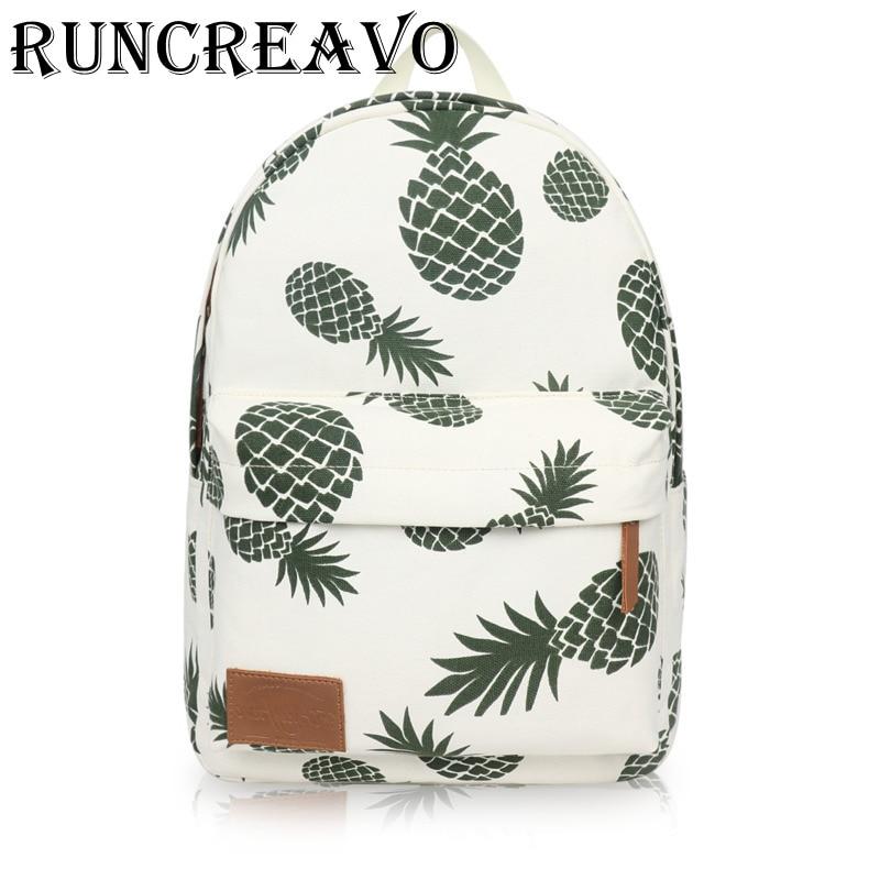 Rucksack Women Backpack Sac A Dos Femme Canvas Travel Laptop Backpack Back Bag Pack School Backpack Bags For Teenage Girls