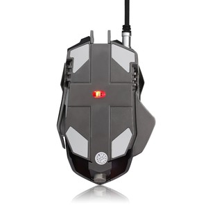 Image 2 - Wired Gaming Mouse 3200 DPI USB Professional Gaming Mechanical Mice 7 key Macro Definition Programming Game Mice For Pc Game