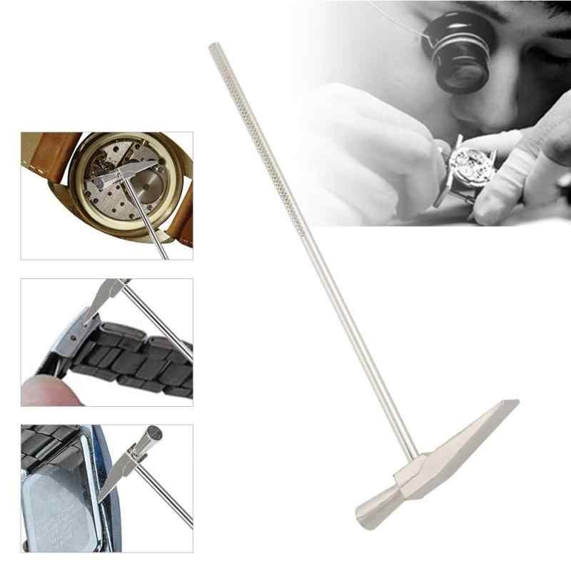 Mini avançado pequeno martelo de aço profissional polegar piano kalimba instrumento musical tom tuning martelo assista ferramenta reparo a