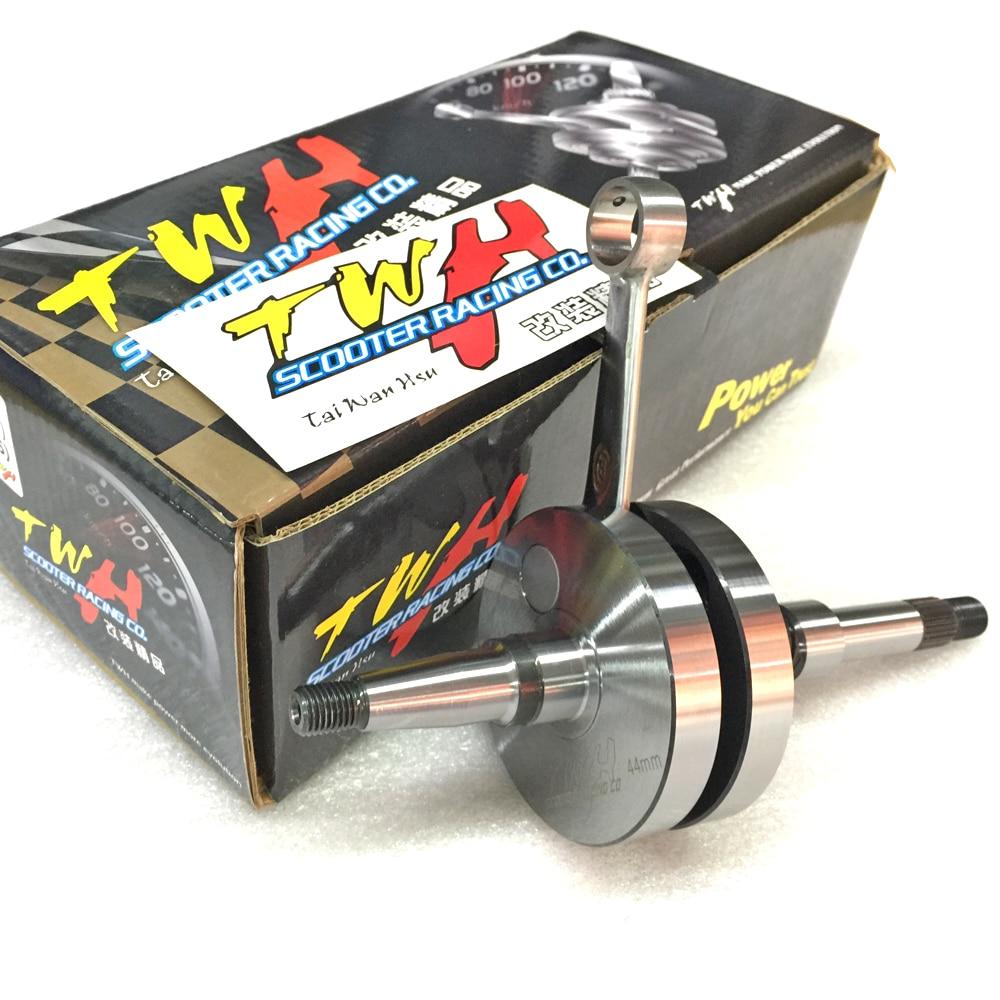 TWH Fully closed crank High quality crankshaft For HONDA DIO AF17 AF18 AF27 AF28 SP SR