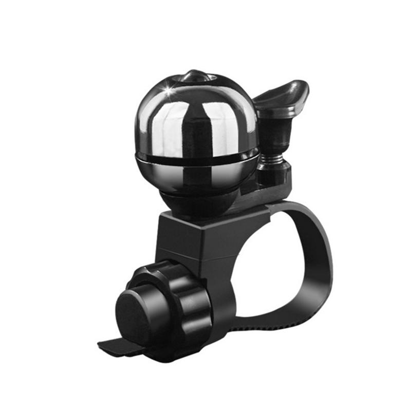 1pc Bike Bell Portable Retro Lightweight Practical Bicycle Accessories Bike Bell for Mountain Bike Children Bicycles Scooters