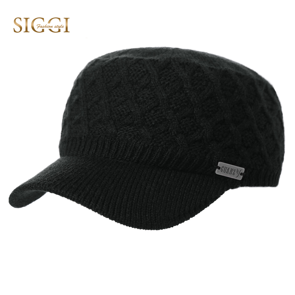 1dc334c6 Cheap Military Hats, Buy Directly from China Suppliers:FANCET Winter Autumn  Warm Unisex Wool