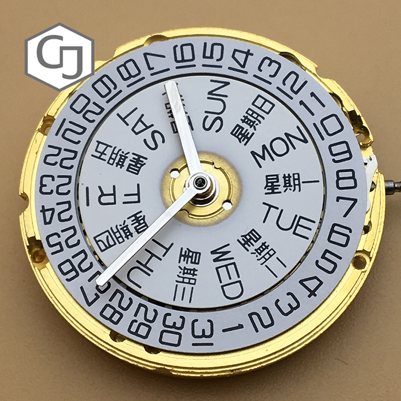 Seagull ST2100 Automatic Movement Day Date Replacement For 2836 2 Mechanical Wristwatch Clock Movement