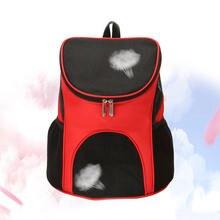 Переноска для собак, сумки с щенками, сумка для путешествий на открытом воздухе, сумка Оксфорд, сумка для собак, кошек, переноска на плечо