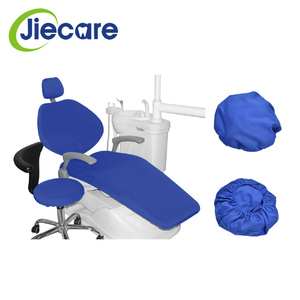 Image 5 - 1 Set Dental  Unit Dental Chair Seat Cover Chair Cover Elastic Protective Case Protector Dentist Equipment