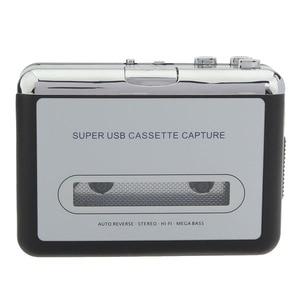 Image 1 - LEORY Kaset Çalar USB Kaset MP3 Dönüştürücü Yakalama Ses Müzik Çalar Dönüştürmek müzik 12 V 10 W