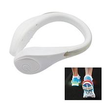 Night LED Luminous Shoe Clip Light Safety Plastic Attractive Warning Shoes Clip for Cycling Running Sports Novelty Lighting cheap OLOEY CN(Origin) As Description Shoes Novelty Lighting NONE Fluorescent Emergency 2 years