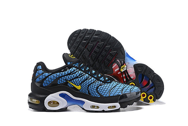 reputable site 8c6b1 d0e8a US $56.87 28% OFF|NIKE Air Max Plus TN Se Greedy OG AV7021 001 Men's Sport  Running Shoes,Male Trainer Walking Outdoor Tartan Sneakers US 7 12-in ...