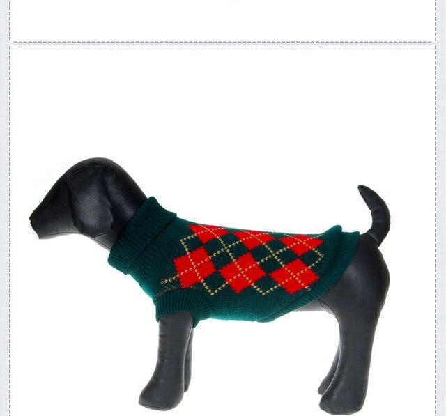 Tienda Online Envío Libre Ropa Para Mascotas Perro Suéter de Otoño ...