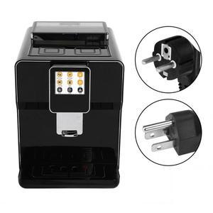Image 2 - 1700 مللي جهاز صنع قهوة كهربائي منزلي ماكينة صنع قهوة اسبريسو قهوة منزلية جهاز مطبخ 110 240 فولت