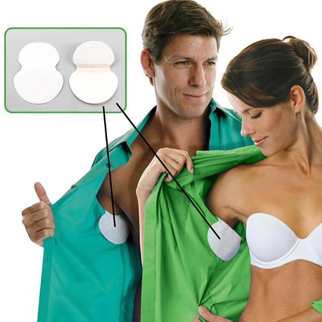 2/8/30/50/100 piezas desechables las axilas sudor almohadillas para ropa sudor axila almohadillas absorbentes verano sudor parche venta al por mayor