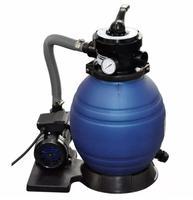 VidaXL 220 240 V 400 W Sand Filtration Pump Outdoor Hot Tubs Cleaning Tool Sand Filter Weatherproof Pool Filtration Pump