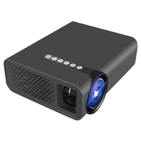 Led Mini Projector Yg530 Phone Direct Connection Screening Projector Hd 1080P Projector Portable Video Projector Multimedia Ho