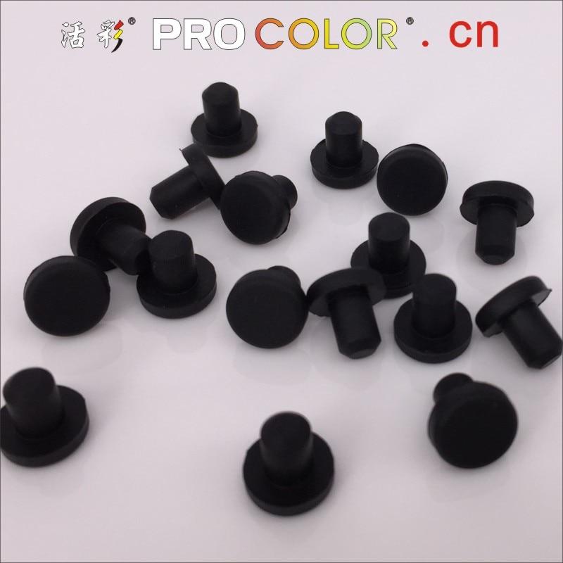 1000 PCS silicone rubber Feet Pad Mat Seal plug plugging shield dustproof  3.1 3.175 3.2 3.3 3.5 1/8 mm 3.175mm 3.2mm Air hole 1000 PCS silicone rubber Feet Pad Mat Seal plug plugging shield dustproof  3.1 3.175 3.2 3.3 3.5 1/8 mm 3.175mm 3.2mm Air hole