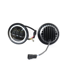 2x 30W motorcycle led fog light driving running headlamp projector for auto 4x4 off-road truck motorcycles high power work lamp