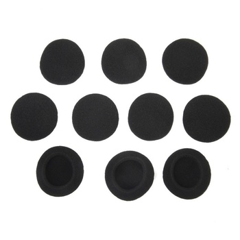 5 pairs of Black Replacement Ear Pads for PX100 Ko/ss Por/ta P/ro Headphones