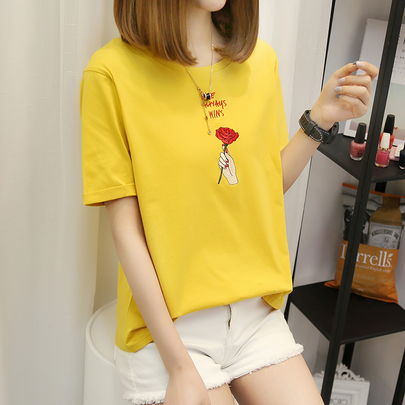 2020 spring summer fashion postpartum mom nursing tees cotton short sleeve lactation T-shirt cotton zipper breastfeeding tops(China)