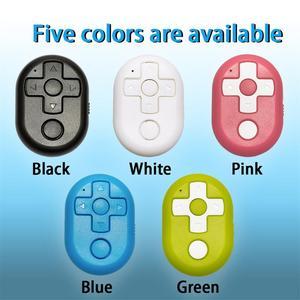 Image 5 - ポータブルリモコンワイヤレス Bluetooth セルフタイマービデオページターンシャッター多機能軽量 Mni デバイス電話用