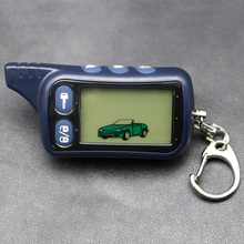 Tomahawk TZ9010 LCD Remote Controller Keychain,TZ-9010 Key C