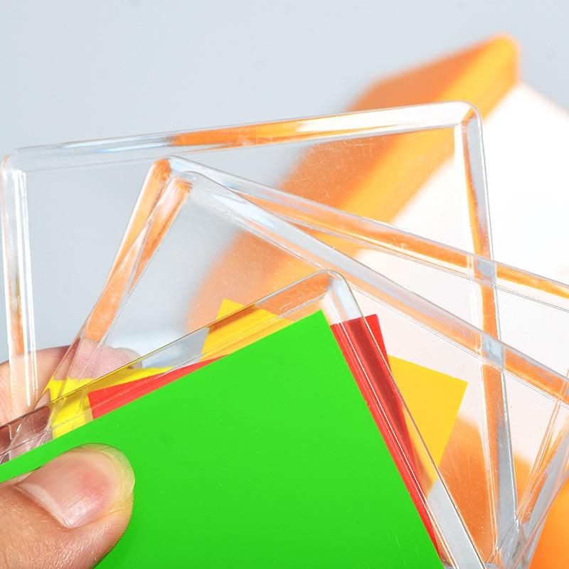 100 défi Code couleur Puzzle jeux Tangram Puzzle conseil jouet enfants développer logique raisonnement Spatial compétences Toy50 - 5