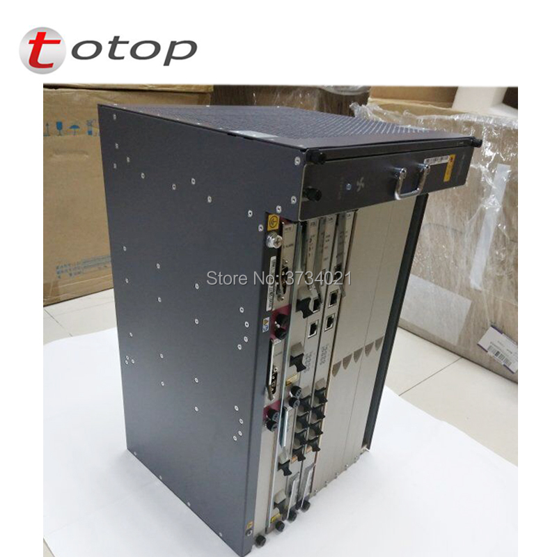 Image 3 - Huawei MA5683T 19 inches GPON OLT equipment 10GE Uplink with 2*SCUN+2*X2CS+2*PRTE GPON board MA5683T Optical Line Terminal-in Fiber Optic Equipments from Cellphones & Telecommunications