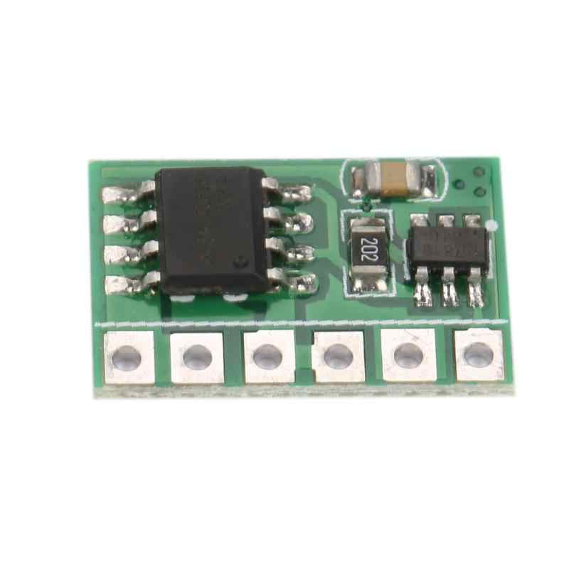 High Quality 6A DC 3V 3.3V 3.7V 5V Electronic Switch Latch Bistable Self-locking Trigger Board for LED Motor bistable relay