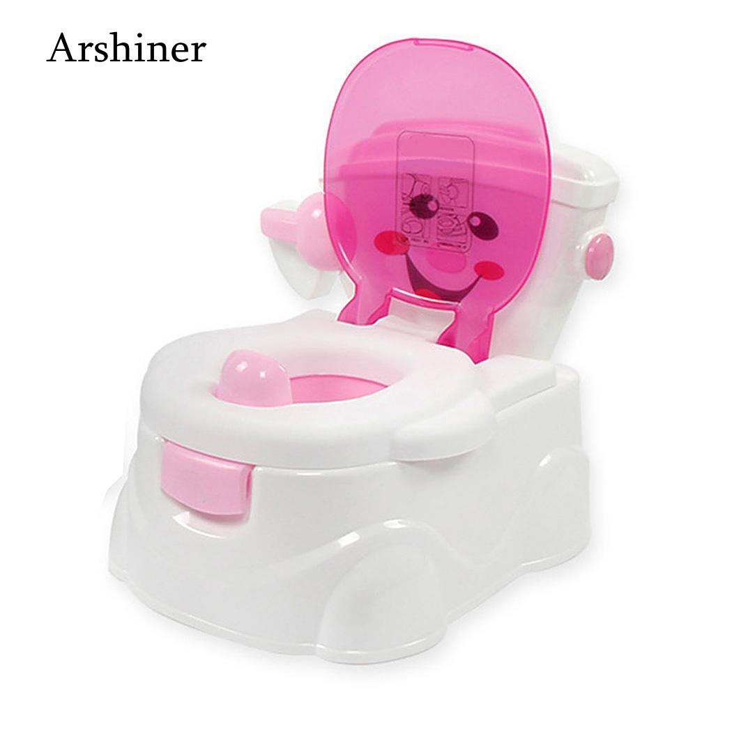 Portable Baby Pot Training Girls Boy Potty Kids Chair Toilet Seat Children's Pot Baby Potty Multifunction Baby Toilet Car Potty portable baby potty multifunction baby toilet cow children potty training boys girls toilet seat kids chair toilet pot urinal