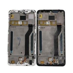 """Image 4 - Original Axisinternational Für 5,46 """"Meizu M15 Snapdragon 626 LCD Screen Display + Touch Panel Digitizer Für Meizu 15 Lite rahmen"""