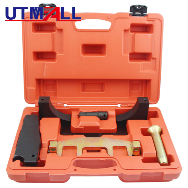 Engine Timing Tool Timing Chain Installation Kit For Benz C180 C200 E260 M271 With T100 Spline Socket Injector Nozzle Remover