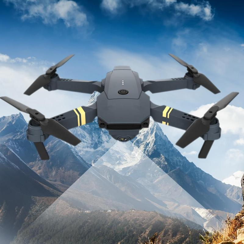 Drone pliable télécommandé HD photographie aérienne en temps réel quadrirotor Kit aéronef sans pilote (UAV) avion quatre axes hélicoptère RC résistant