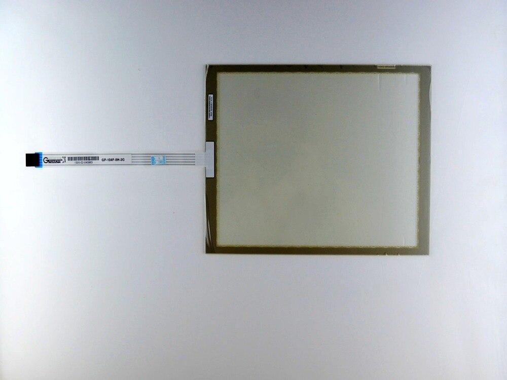 Nuevo Para B/&r 4PP220.1043-75 Panel De Pantalla Táctil Cristal Digitalizador 4PP220-1043-75