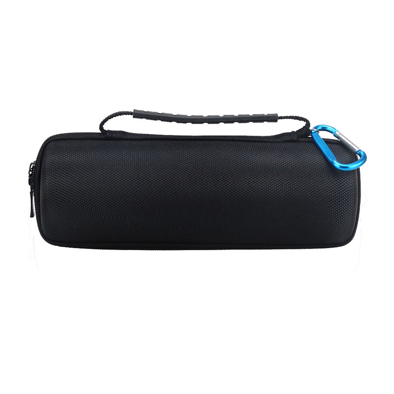 TTKK Hard Case Travel Carrying Storage Bag for JBL Flip 4 / JBL Flip 3 Wireless Bluetooth Portable Speaker. Fits USB Cable and
