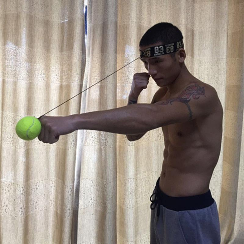 Fight Boxing Ball With Head Band For Reflex Speed Training Boxing Exercise Punch