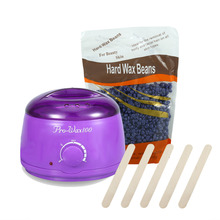 Professional Wax Bean Heater Depilatory Spa Hair Removal Mac