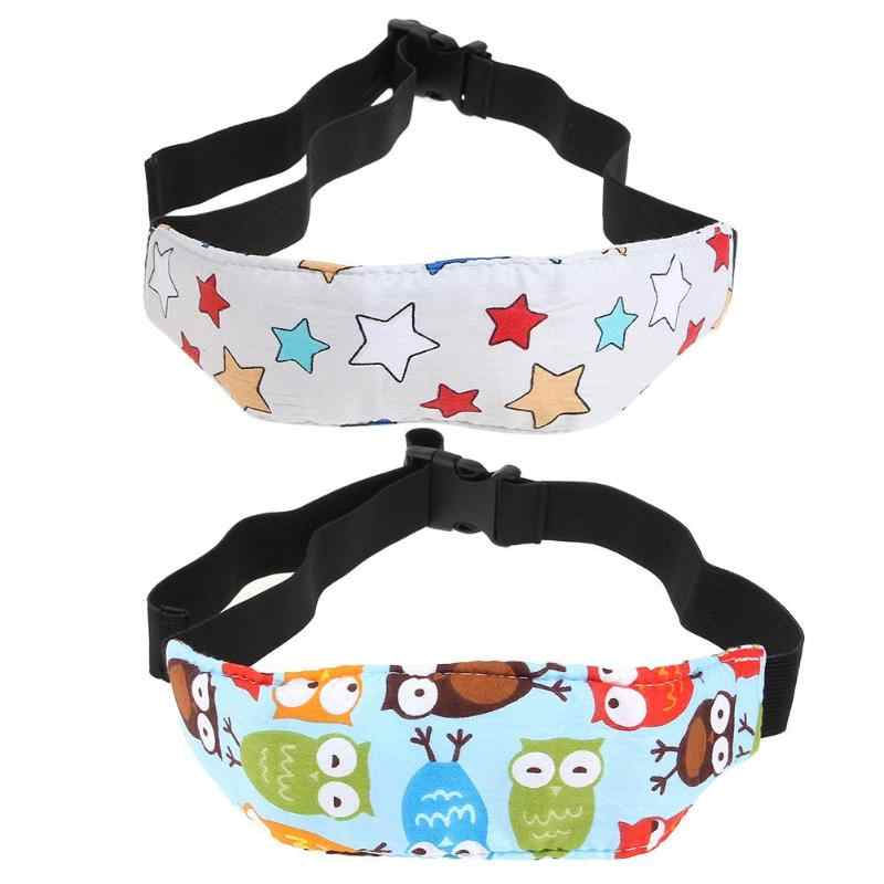 New Car Pillows Safety Car Seat Sleep Nap Head Band Children Head Protection Baby Chair Headrest Sleeping Support Holder Belt